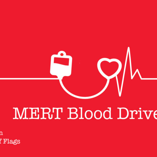 MERT Blood Drive Cover Photo