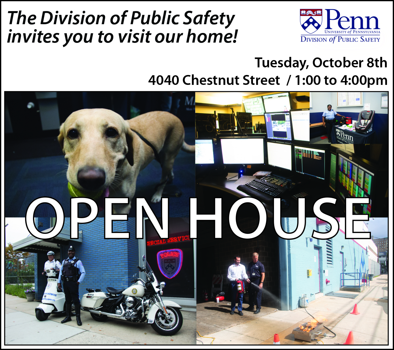 DPS Open House