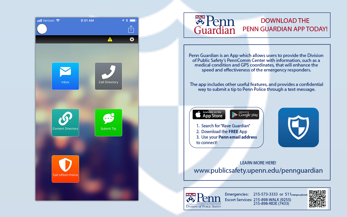 Penn Guardian – Division of Public Safety