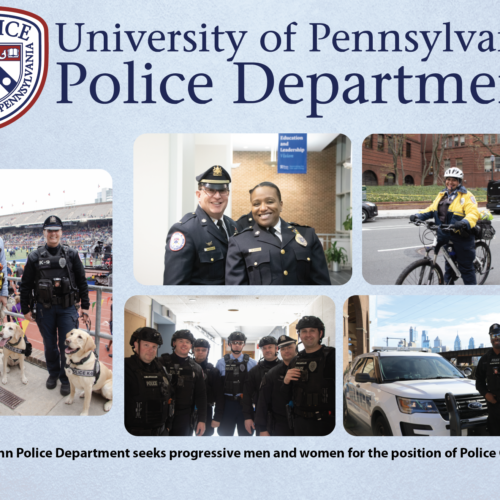 Image of UPPD Police Officers at work