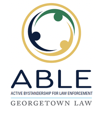 ABLE logo image by Georgetown Law