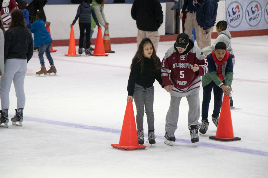 PAL kids on the ice
