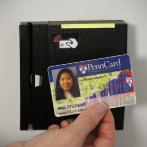 PennCard and Reader